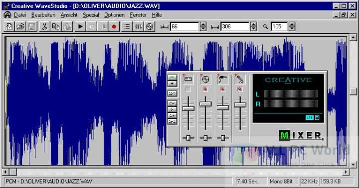 Creative WaveStudio Review