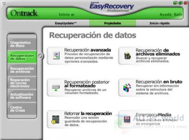 EasyRecovery Professional Review and Features