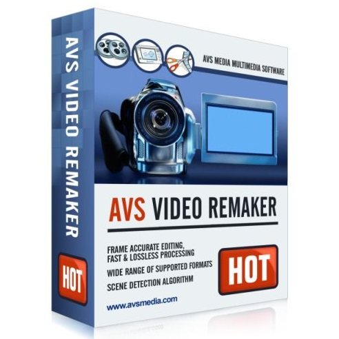 AVS Video ReMaker Free Download