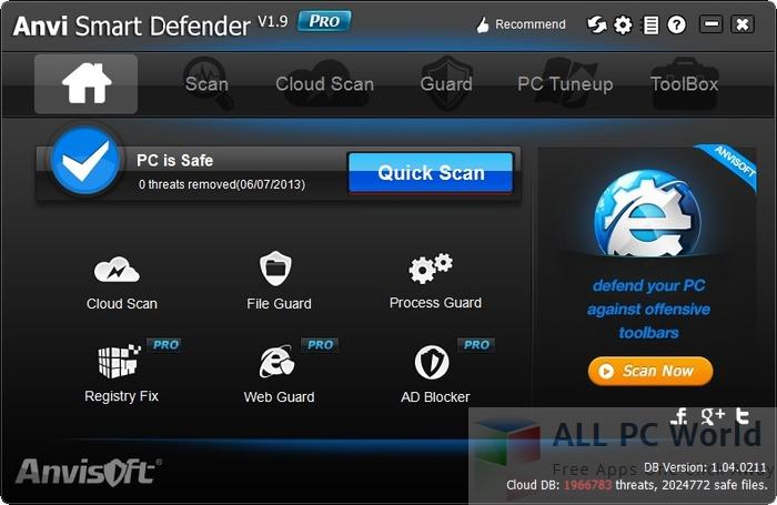 Anvi Smart Defender Review