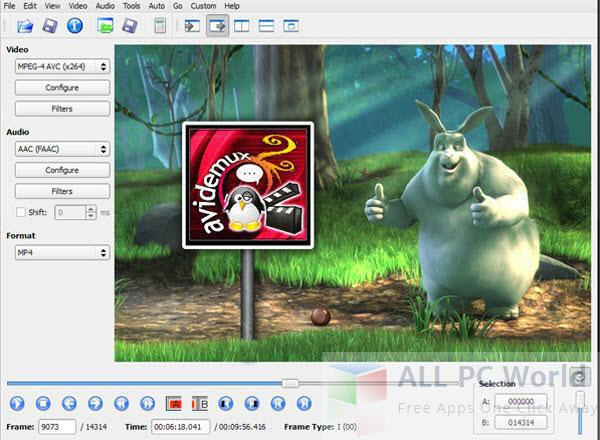 Avidemux Video Editor Review
