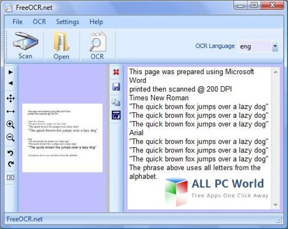 pdf ocr software free download
