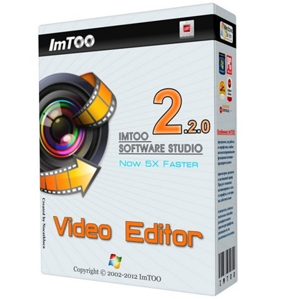 ImTOO Video Editor 2.2.0 Free Download