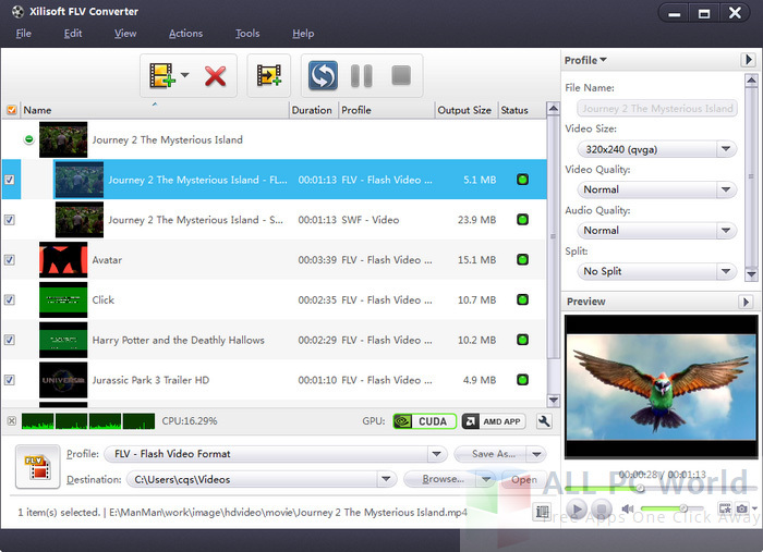Xilisoft FLV Converter Review