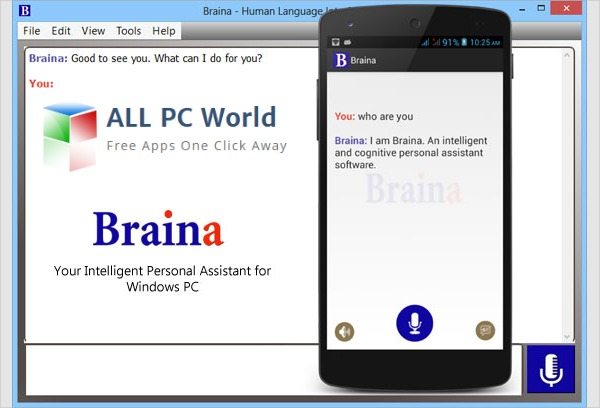 Braina Voice To Text Converter Review