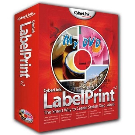 Download CyberLink LabelPrint Free