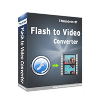 Download ThunderSoft Flash to Video Converter Free