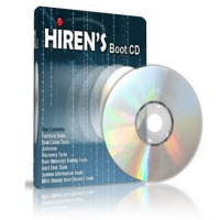 Hirens BootCD 15.2 Free Download