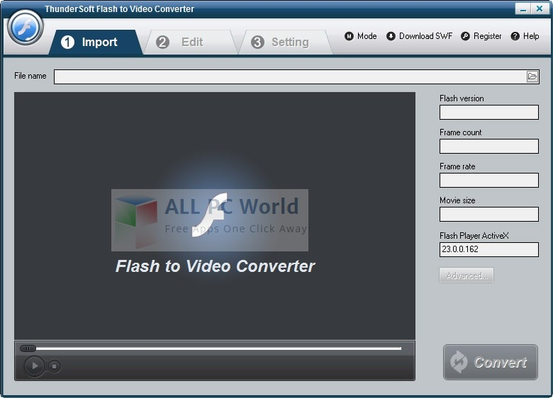 ThunderSoft Flash to Video Converter Review