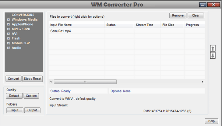 WM Converter Pro 6.0 Review