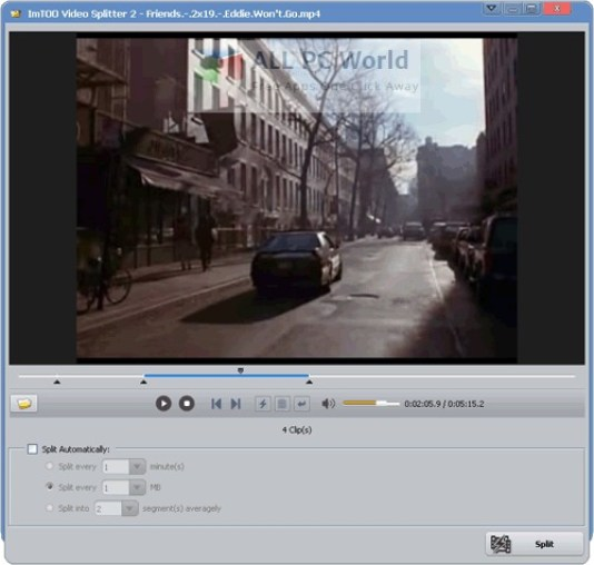 imToo Video Splitter Review