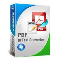 4Videosoft PDF to Text Converter 3.2 Free Download