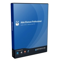Able2Extract Professional 11.0.2 free download