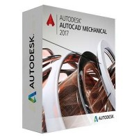 Autodesk AutoCAD Mechanical 2017 Free Download