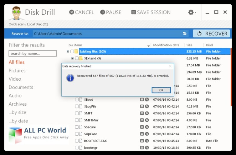 Disk Drill 2 Data Recovery Review