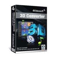Download 4Videosoft 3D Converter Free