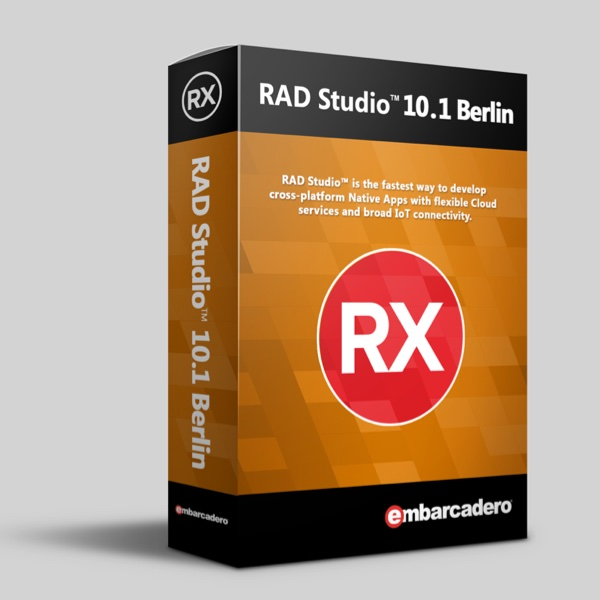 Embarcadero RAD Studio 10.1 Berlin Architect 24 ISO Free Download