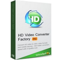 HD Video Converter Factory Pro Free Download