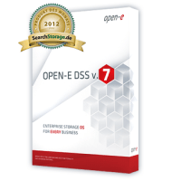 Open-E Data Storage Software Small Office Home Office 7 Free Download