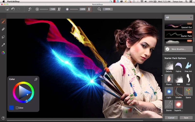 Corel ParticleShop Review