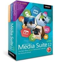 Cyberlink Media Suite 12 Ultra Free Download