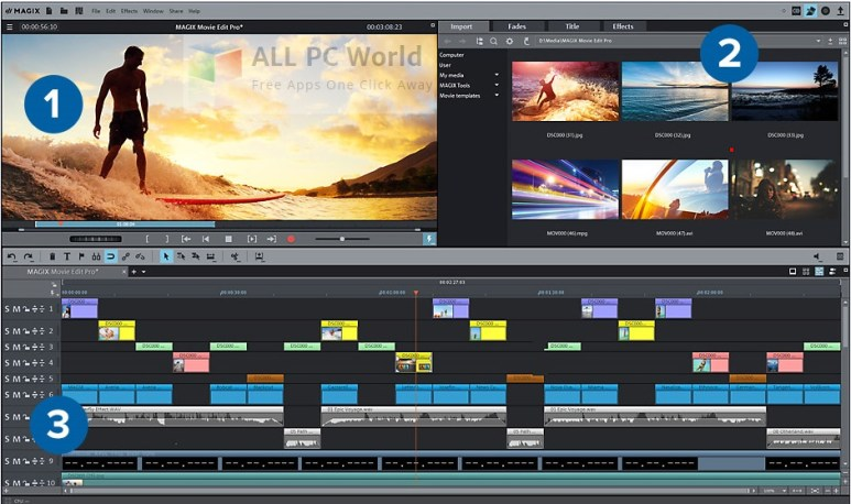 MAGIX Movie Studio Platinum 13.0 Review