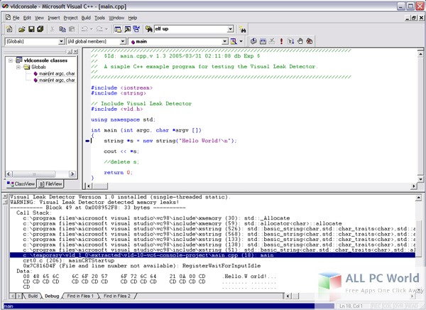 Download Visual Studio 6.0 Enterprise Edition