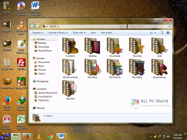 Download Windows 7 Gold Edition