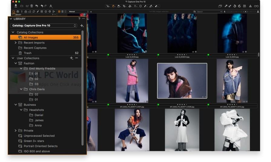 Capture One Pro v10.0.0 Build 225 Final Review