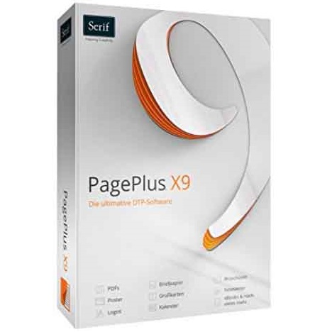 Serif PagePlus  Software