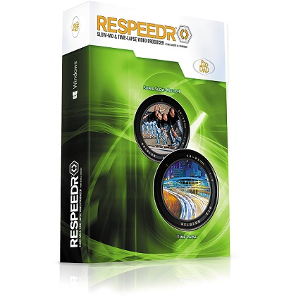 Download proDAD ReSpeedr Free