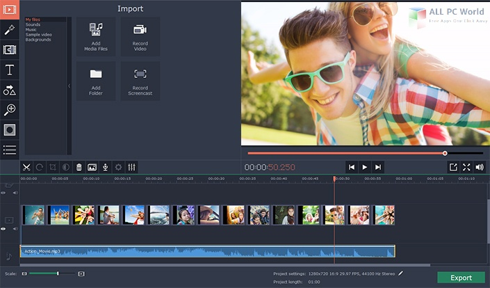Movavi Video Editor v12.1.0 Final Review