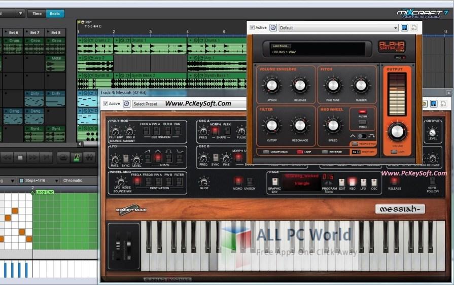 Acoustica Mixcraft Pro Studio 8.1 Review