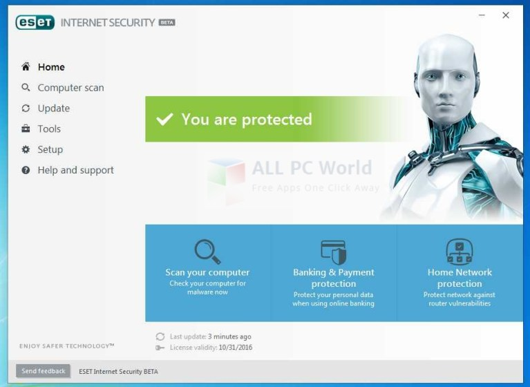 ESET Smart Security 10 Review