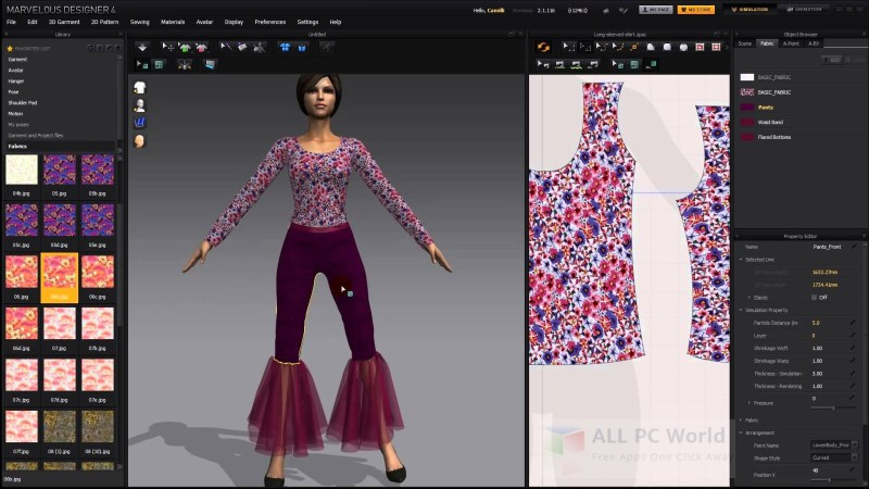 Marvelous Designer 6.5 Enterprise Review