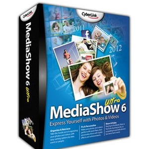 Download CyberLink MediaShow Ultra 6 Free