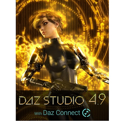 Download DAZ Studio Pro 4.9 Free