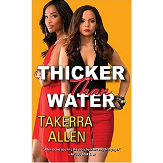 Download Thicker Than Water by Takerra Allen PDF Free