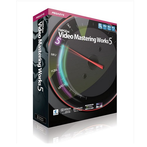 TMPGEnc Video Mastering Works 5 Free Download