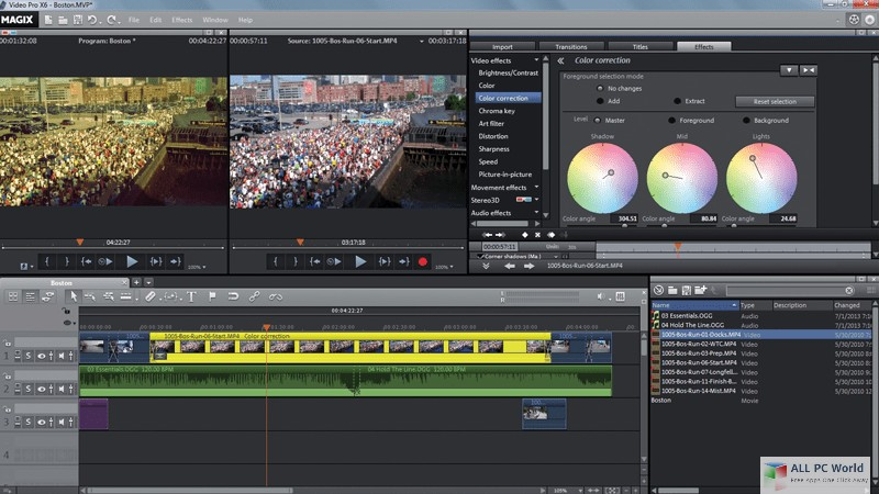 MAGIX Movie Edit Pro 2018 17.0 Review