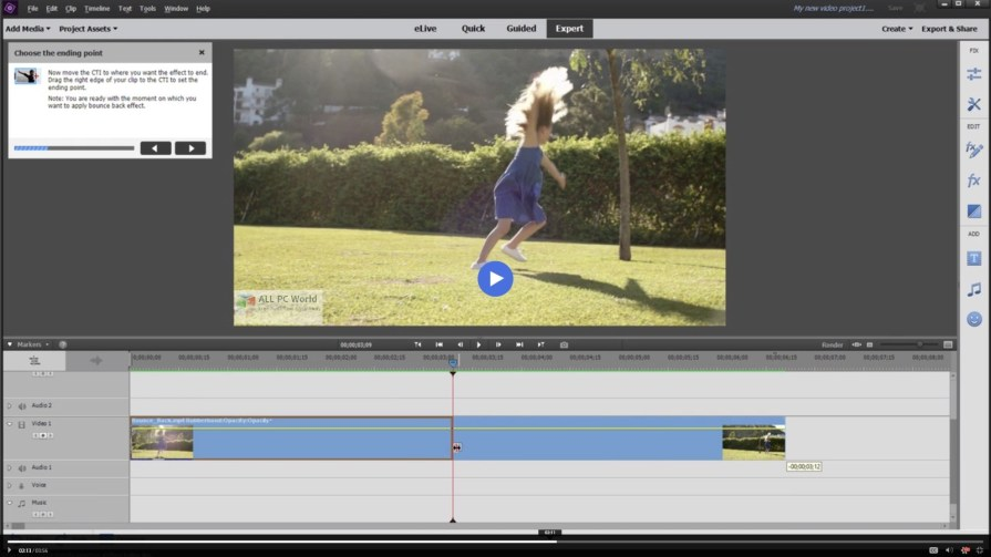 Adobe Premiere Elements 2018 Review
