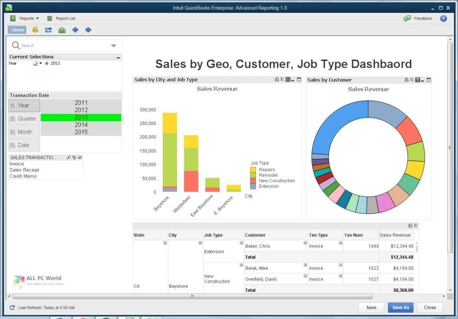 Intuit QuickBooks Enterprise Solutions 2016 Review