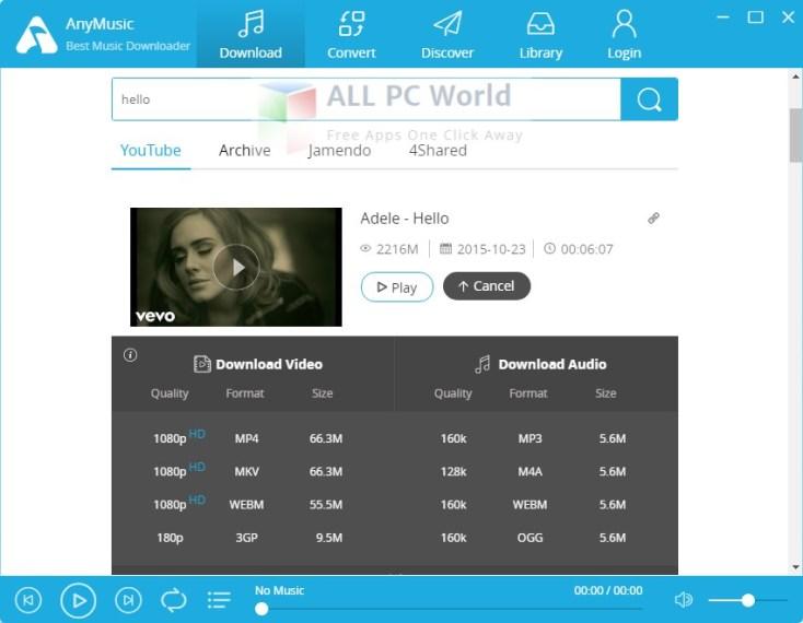AmoyShare-AnyMusic-5.0-Standalone-Setup