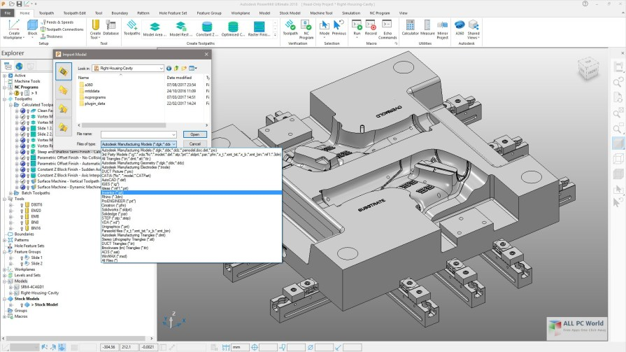 Autodesk PowerMill Ultimate 2018 Review