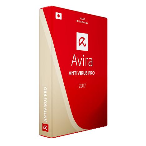 Avira Antivirus 2017 Free Download