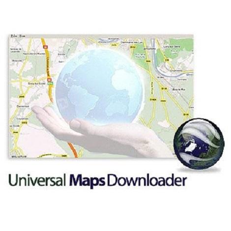 Universal Maps Downloader 9.3 Free Download