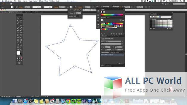 Adobe Illustrator CC Portable Review and Features