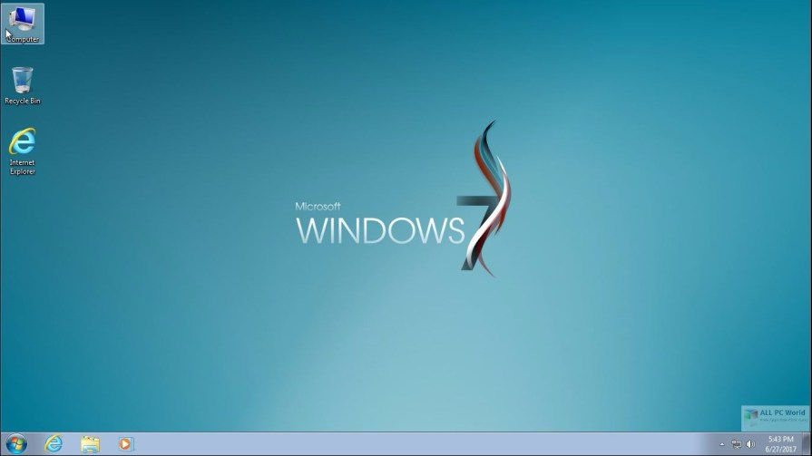 Windows 7 Super Lite Edition 2017 DVD ISO Review