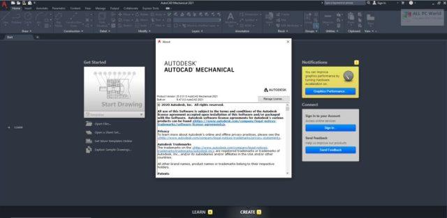 AutoCAD Mechanical 2022 for Windows 10