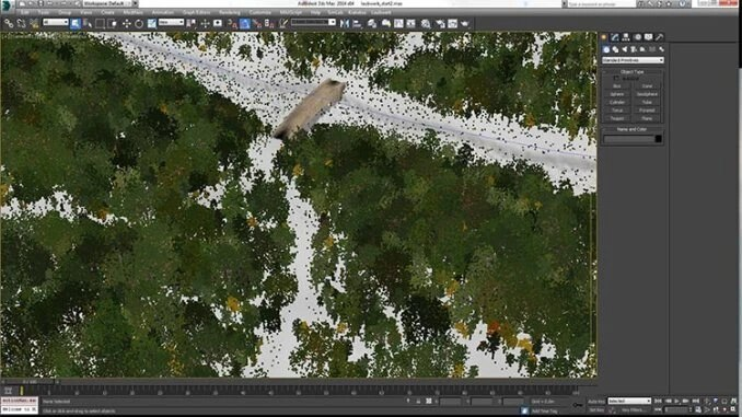 Itoo Forest Pack Pro 6.3.1 for 3ds Max 2020-2021 Free Download